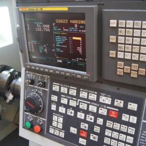 panel sterowania urządzenia