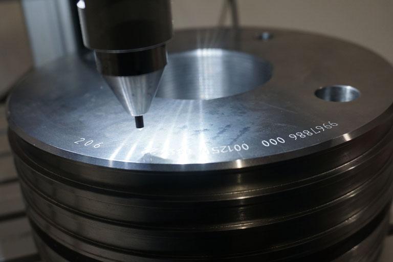 Znakowanie mikroudarowe