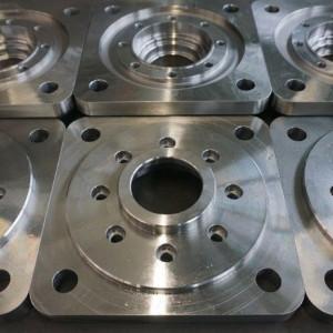 produkcja elementów metalowych w technologii CNC